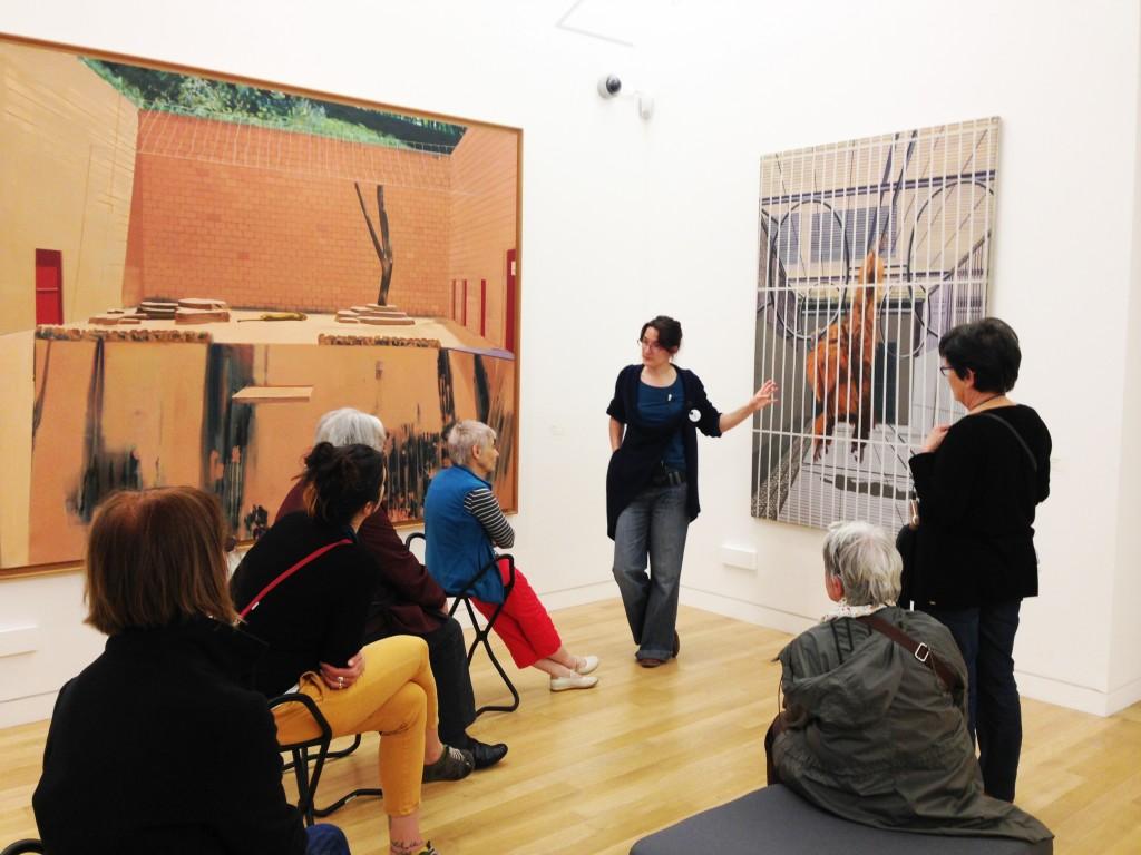 Visite accessible du Musée des Beaux Arts pour les adhérents de Keditu